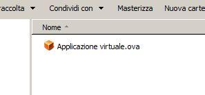 File archivio